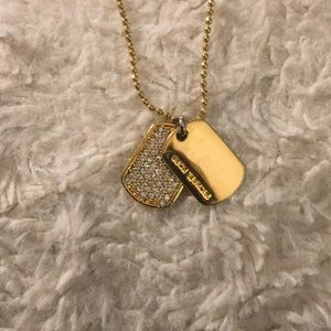 EUC Michael Kors Necklace